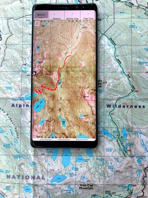 GPS Navigation: Using CalTopo and Gaia GPS Workshop - Mountaineers Seattle Program Center