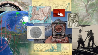 Introduction to Map & Compass Field Trip - Online Classroom