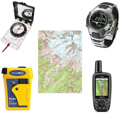 Navigation Tools Information Page