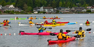 Sea Kayaking Basic Course   - Seattle - 2017