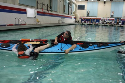 Seattle Pool Session Instructor Training