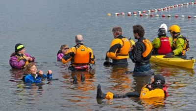 Seattle Open Water Instructor Training