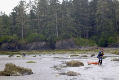FLOW - Fun and Learning on the Water - Makah Bay