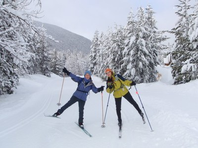 Intro to Skate Skiing Course PM - 2019