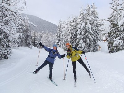 Introduction To Skate Skiing Course - Seattle - 2016