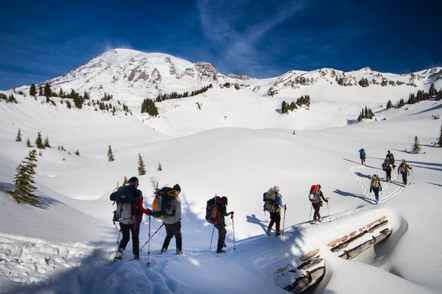 Winter Trails Month - 2018