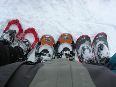 Basic Snowshoeing Equivalency Lecture - Online Version