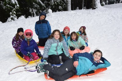 January Break Camp - Meany Lodge - 2020