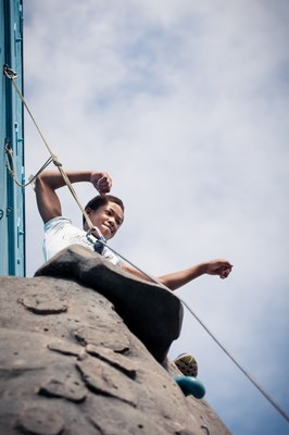 City of Hope Climbing - The Mountaineers - 2014