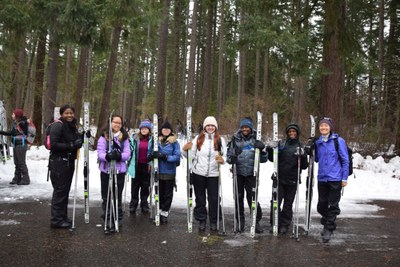 Gear Library Outing - XC Ski Training - Erling Stordahl