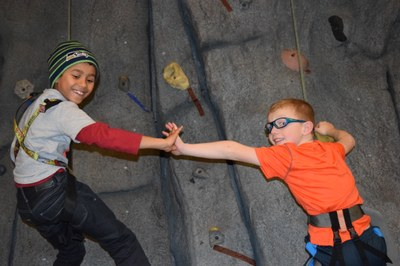 Associated Recreation Council Meadowbrook - Climbing and Wilderness Skills