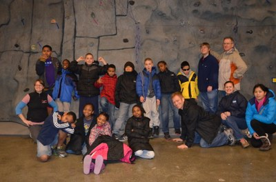 Mountain Workshop - Bailey Gatzert Elementary School - The Mountaineers - 2013