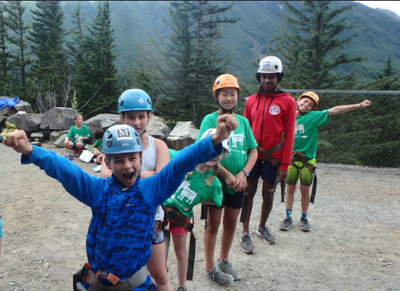Cub Scout Pack 559 - Climbing