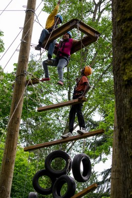 Interagency High School - Challenge Course