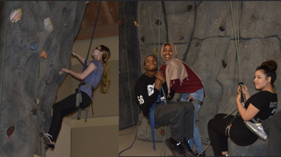 Interagency High School - Climbing