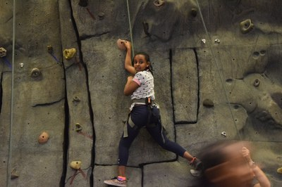 Mountain Workshop - Jane Addams and Eckstein Afterschool YMCA - The Mountaineers - 2016 - 2017