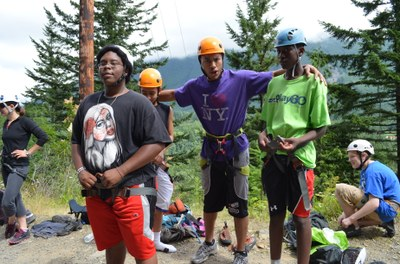Mountain Workshop - Spark This! - The Mountaineers - 2013