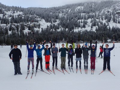 Seattle MAC - Cross-Country Ski - Methow Valley Winter Trails