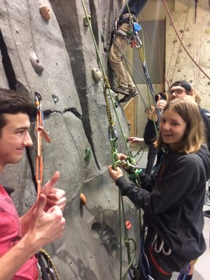 Seattle MAC - Belay Escape Workshop