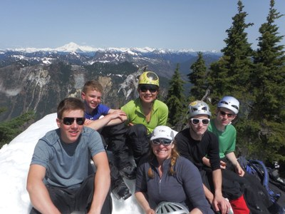 Mountaineers Adventure Club - Seattle - 2015/2016