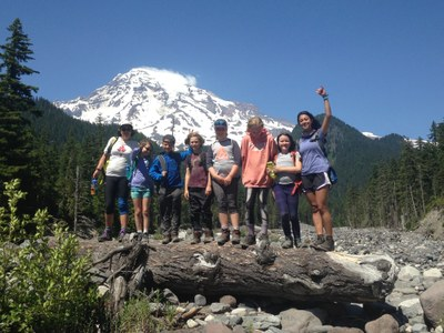 Summer Camp - Mount Rainier - 2019
