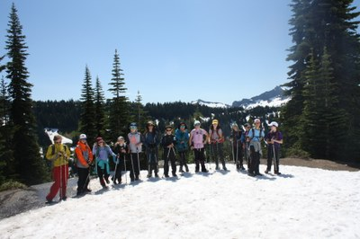 Summer Camp - Mountaineers on Mt. Baker - The Mountaineers - 2018