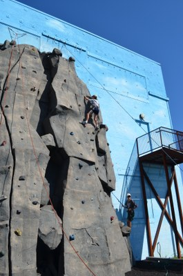 Seattle - Summer Camp - Ropes and Rock Week  - 2017