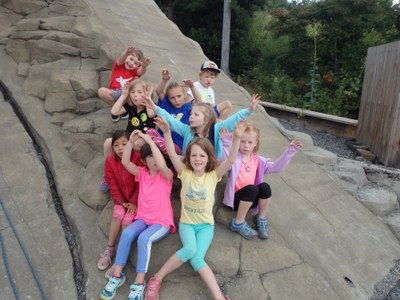 Summer Camp In-Town Day - Mountaineers Seattle Program Center