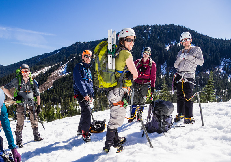 Meet The Mountaineers Info Session - Feb 24