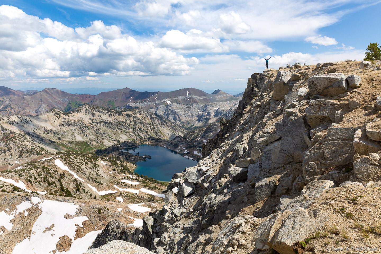 Walking the Wild: Backpacking Oregon's Eagle Cap Wilderness and the American Matterhorn with Daniel Zilcsak