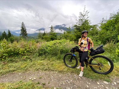 Bikepacking Field Trip - Olympic Discovery Trail: Olympic Adventure Route