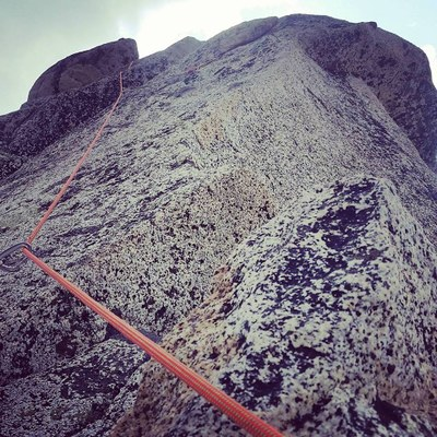 Basic Climbing Course Second Year Skill Evaluation