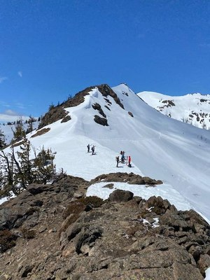 AIARE Level 1 for Snowshoers/Skiers -2021