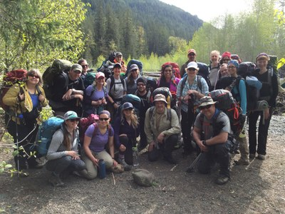Intro to Backpacking Lecture 2