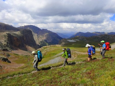 Backpacking Overview 2020 - Online Classroom