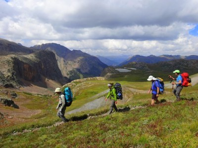 Fitness for Hiking and Backpacking - Online Classroom