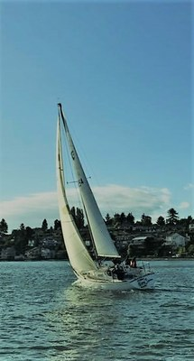 Basic Crewing/Sailing Course  - Tacoma, Experience Sail #3 - Gypsy Queen, Tyee Marina