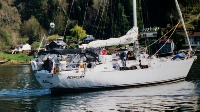 Basic Crewing/Sailing Course  - Tacoma, Training Sail #1 - Relentless, The Marina at Brown's Point