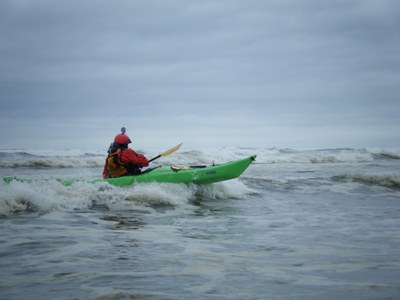 Intermediate Sea Kayaking Course - Tacoma - 2014