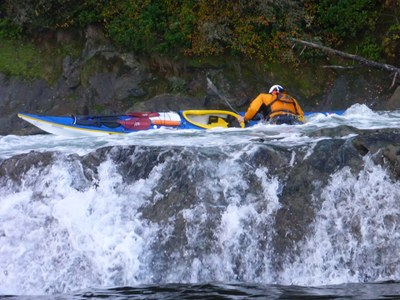 Sea Kayak Incident Management, Rescues and Towing