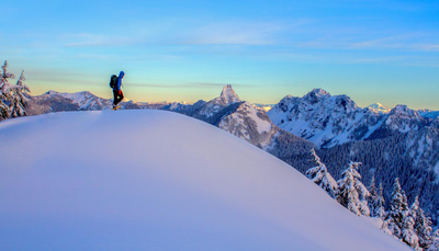 Intermediate Snowshoeing Course Continuation Fee - Tacoma - 2022