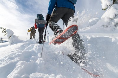 Basic Snowshoeing Lecture - Online Classroom
