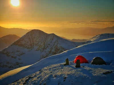 Winter Camping - Lecture - Online Classroom
