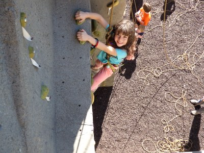 Summer Camp - Climbing Rock Stars Week - Tacoma