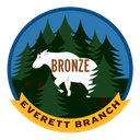 Everett Branch Bronze Peak Award