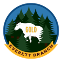 Everett Branch Gold Peak Award