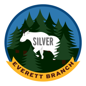 Everett Branch Silver Peak Award
