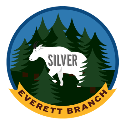 Everett Branch Silver