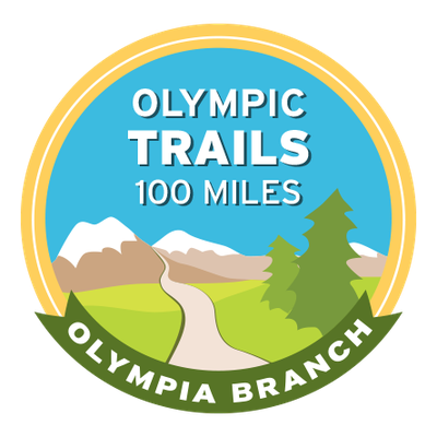 Olympia Branch Olympic Trails 100 Miles