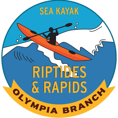 Olympia Branch Sea Kayaking Riptides & Rapids